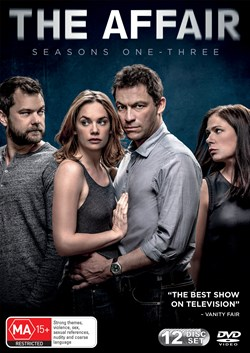 The Affair: Seasons 1-3 [DVD]