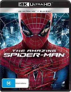 The Amazing Spider-Man (4K Ultra HD + Blu-ray) [UHD]