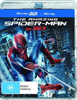 The Amazing Spider-Man (3D Edition) [Blu-ray]