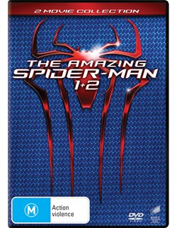 The Amazing Spider-Man/The Amazing Spider-Man 2 [DVD]