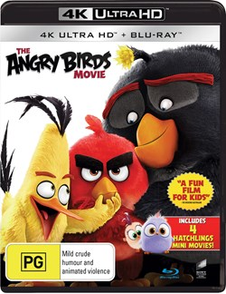 The Angry Birds Movie (4K Ultra HD + Blu-ray) [UHD]