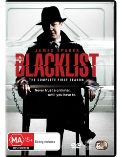 The Blacklist: The Complete First Season [DVD]