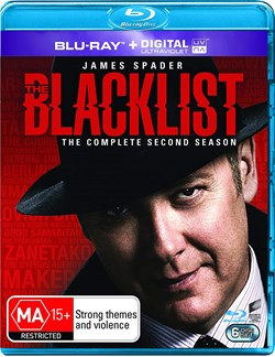 The Blacklist: The Complete Second Season [Blu-ray]