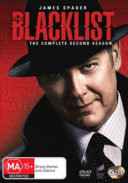 The Blacklist: The Complete Second Season [DVD]
