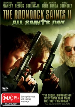 The Boondock Saints 2 - All Saints [DVD]