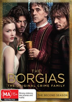 The Borgias: Season 2 [DVD]