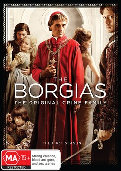 The Borgias: The First Season [DVD]