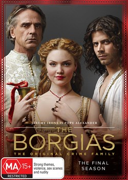 The Borgias: Season 3 [DVD]