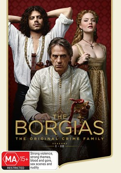 The Borgias: Seasons 1-3 [DVD]