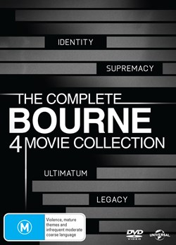 The Bourne Collection (Box Set) [DVD]