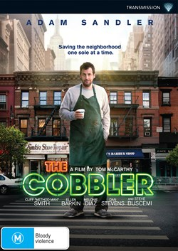 The Cobbler [DVD]