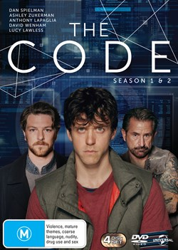 The Code: Seasons 1 & 2 [DVD]