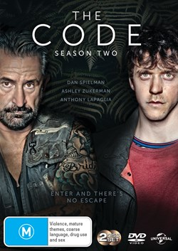 The Code: The Complete Series 2 [DVD]