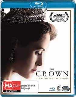 The Crown: Season One [Blu-ray]
