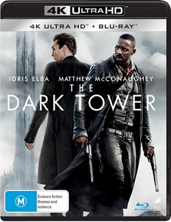 The Dark Tower (4K Ultra HD + Blu-ray) [UHD]