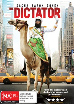 The Dictator [DVD]