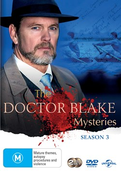The Doctor Blake Mysteries: Series Three [DVD]