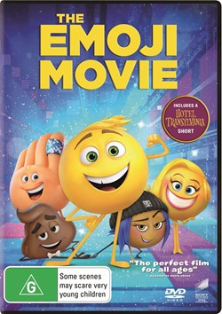 The Emoji Movie [DVD]