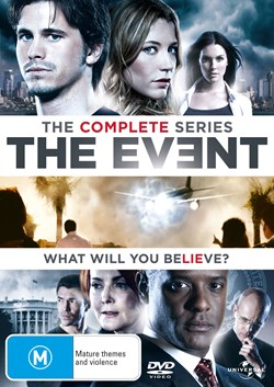 The Event: The Complete Series [DVD]