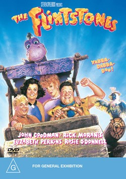 The Flintstones [DVD]