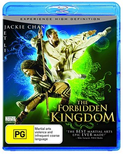 The Forbidden Kingdom [Blu-ray]