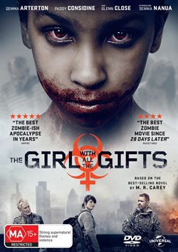 The Girl With All the Gifts [DVD]