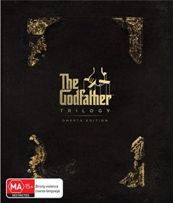 The Godfather Trilogy (Box Set (45th Anniversary)) [Blu-ray]