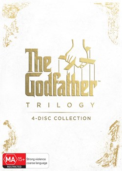 The Godfather Trilogy (Box Set) [DVD]