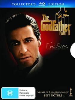 The Godfather: Part II [Blu-ray]