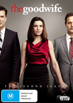 The Good Wife: Season 2 [DVD]
