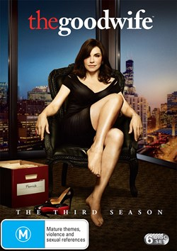 The Good Wife: Season 3 [DVD]