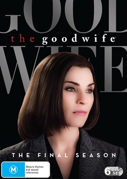 The Good Wife: The Final Season [DVD]