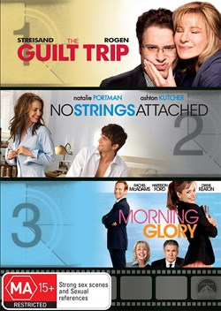 The Guilt Trip/No Strings Attached/Morning Glory [DVD]