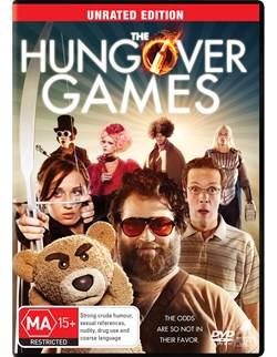 The Hungover Games [DVD]