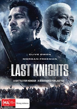 The Last Knights [DVD]