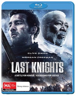 The Last Knights [Blu-ray]