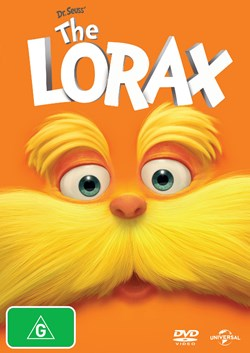 The Lorax [DVD]