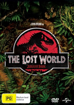 The Lost World - Jurassic Park 2 [DVD]