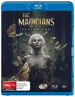 The Magicians: Season Two [Blu-ray]