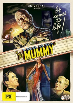 The Mummy [DVD]