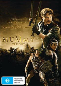 The Mummy/The Mummy Returns/The Mummy: Tomb of the Dragon Emperor (Box Set) [DVD]