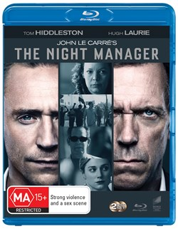 The Night Manager [Blu-ray]