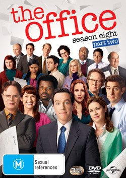 The Office - An American Workplace: Season Eight, Part Two [DVD]