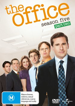 The Office - An American Workplace: Season Five, Part Two [DVD]