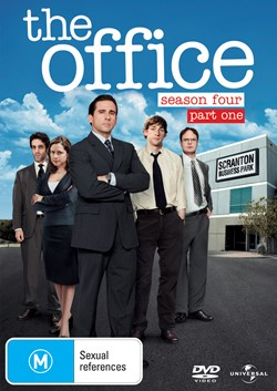 The Office - An American Workplace: Season Four, Part One [DVD]