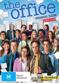 The Office - An American Workplace: Season Nine, Part One [DVD]