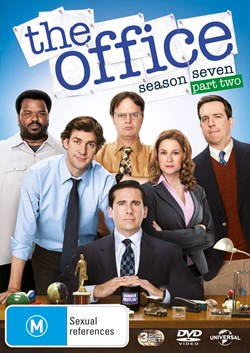 The Office - An American Workplace: Season Seven, Part Two [DVD]