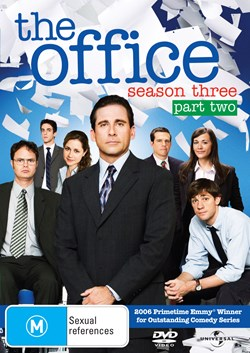 The Office - An American Workplace: Season Three, Part Two [DVD]