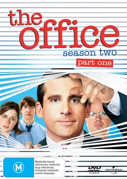 The Office - An American Workplace: Season Two, Part One [DVD]