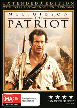The Patriot [DVD]